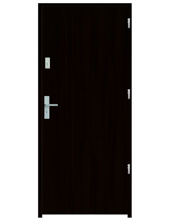 Drzwi wejściowe L3 Kasztan