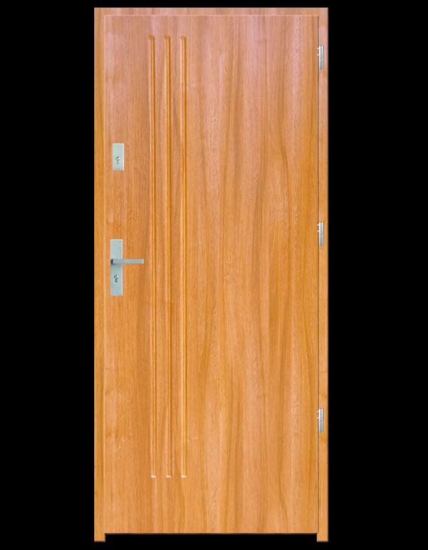 Drzwi wejściowe L3 Olcha