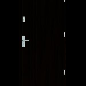 Drzwi wejściowe L3 Wenge