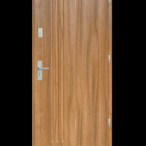 Drzwi wejściowe L3 Zebrano