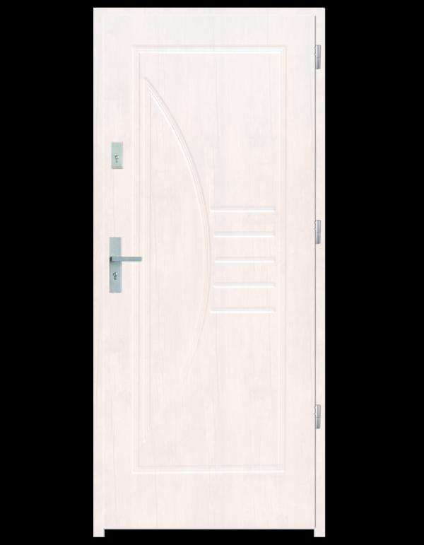 Drzwi wejściowe Łuk Biały