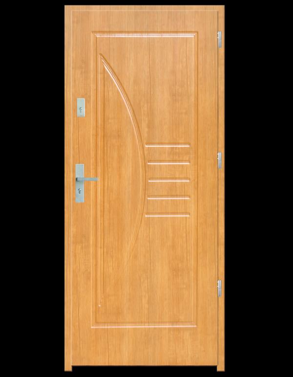 Drzwi wejściowe Łuk Buk