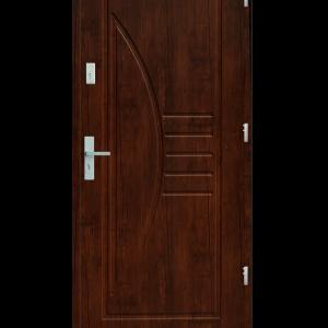 Drzwi wejściowe Łuk Wiśnia