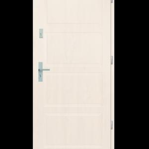 Drzwi wejściowe MAX Biały