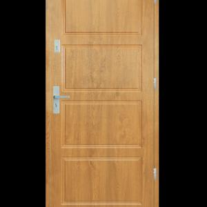 Drzwi wejściowe MAX Buk