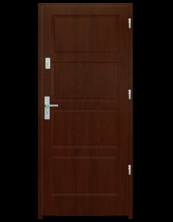 Drzwi wejściowe MAX Wiśnia