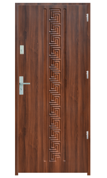 Drzwi wejściowe Ornament pods
