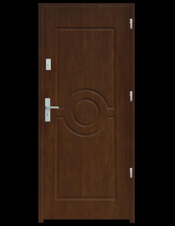 Drzwi wejściowe Sun Dąb Złoty