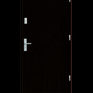 Drzwi wejściowe Sun Wenge