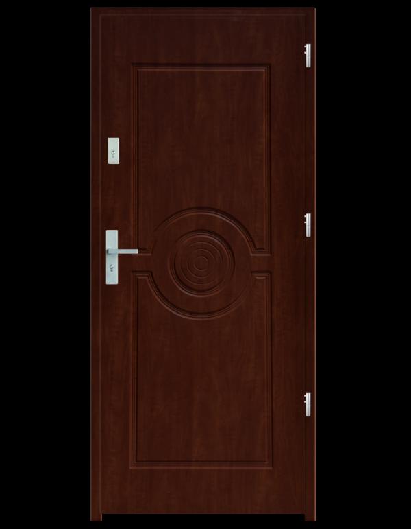 Drzwi wejściowe Sun Wiśnia