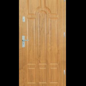 Drzwi wejściowe Szafir Buk