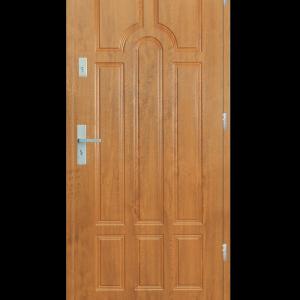 Drzwi wejściowe Szafir Olcha