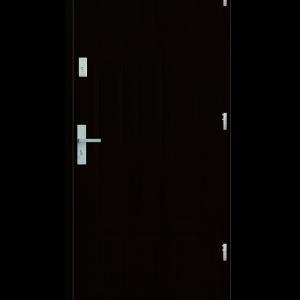 Drzwi wejściowe Szafir Wenge