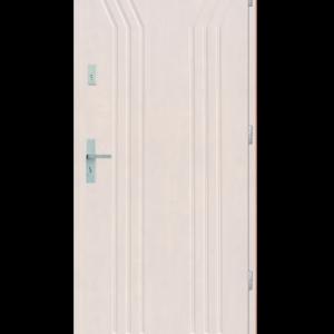 Drzwi wejściowe Y Biały