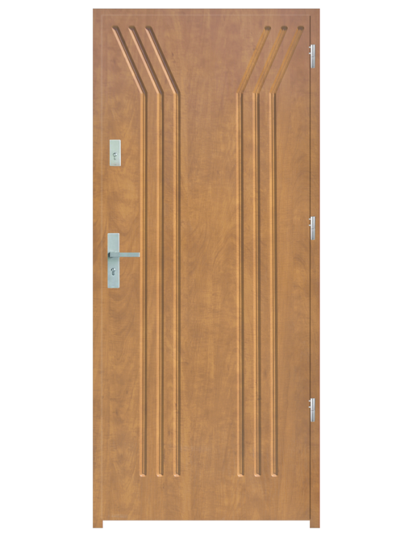 Drzwi wejściowe Y Buk