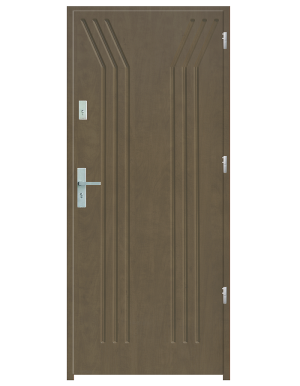 Drzwi wejściowe Y Jesion