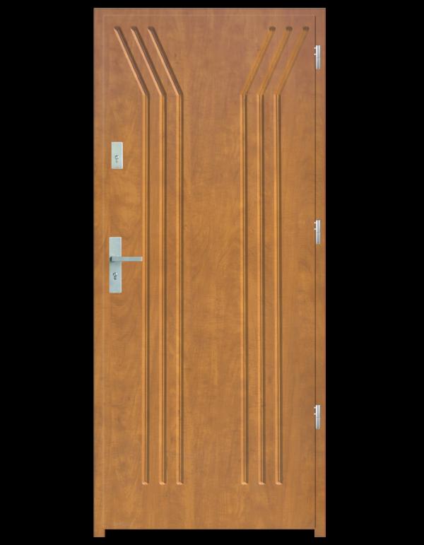 Drzwi wejściowe Y Olcha