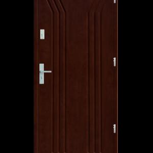 Drzwi wejściowe Y Wiśnia
