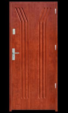 Drzwi wejściowe Y pods