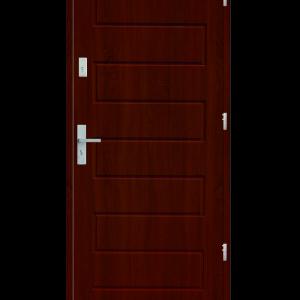 Drzwi wejściowe Z Mahoń