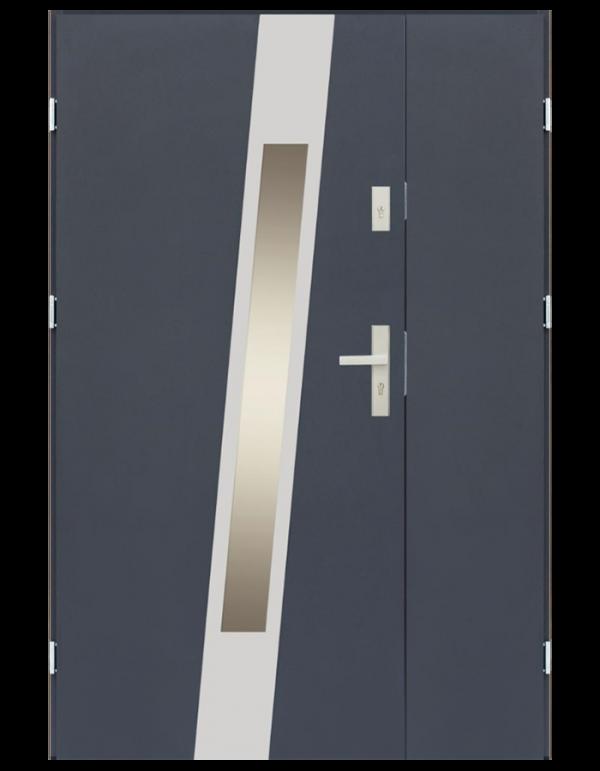 drzwi dwuskrzydłowe Elix