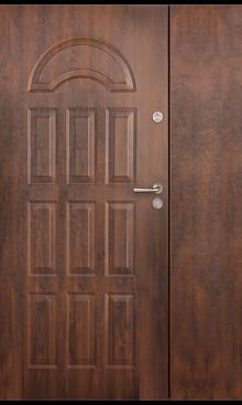 drzwi wejściowe dwuskrzydłowe W3