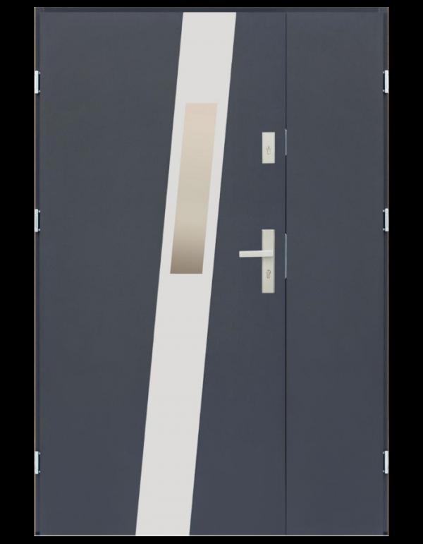 drzwi dwuskrzydłowe Como