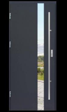 Drzwi wejściowe Energo Agat