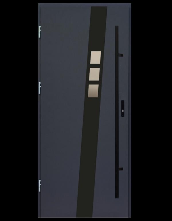 Drzwi wejściowe Energo Lari CR