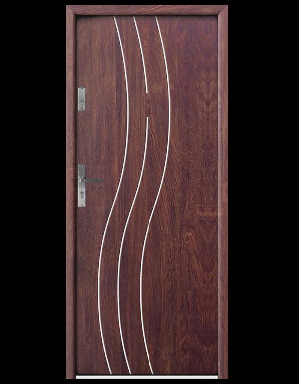 Drzwi wejściowe Ferro 1