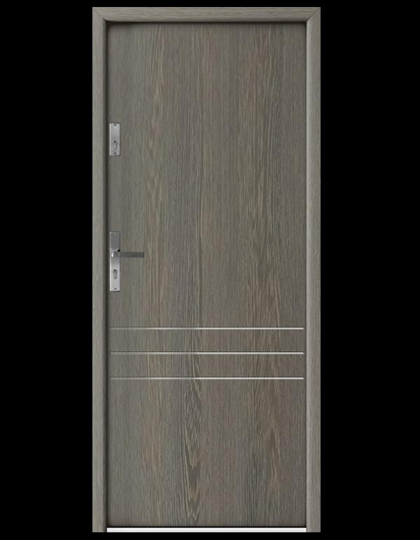 Drzwi wejściowe Ferro 10