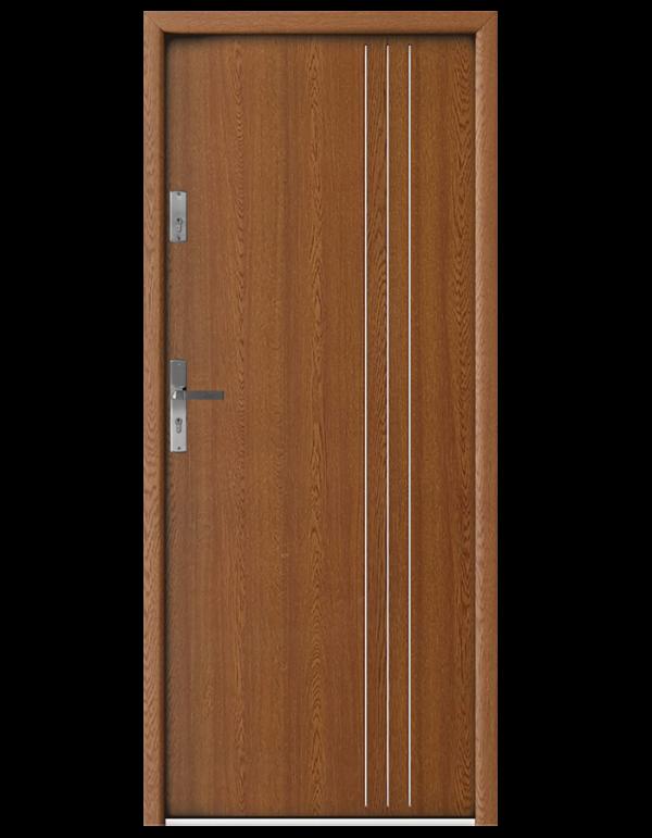 Drzwi wejściowe Ferro 14