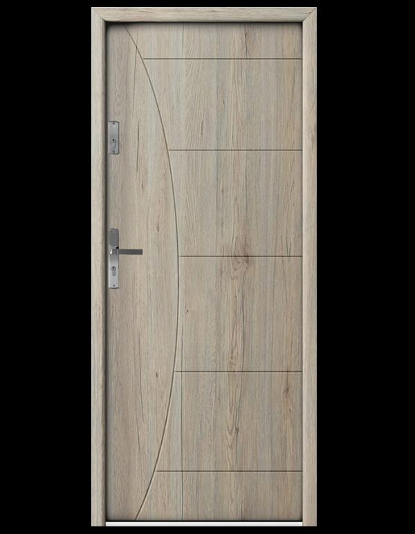 Drzwi wejściowe Ferro 24