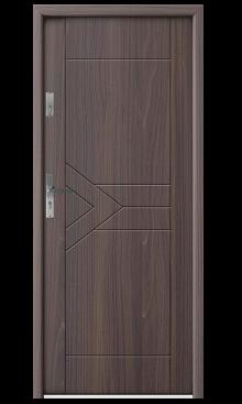 Drzwi wejściowe Ferro 26