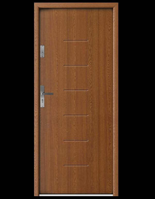 Drzwi wejściowe Ferro 28