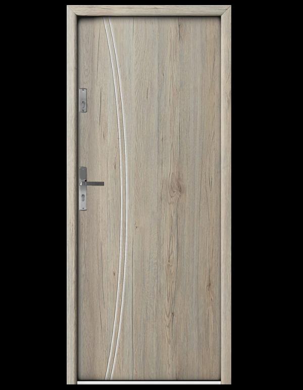 Drzwi wejściowe Ferro 3