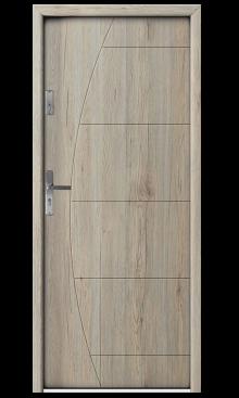 Drzwi wejściowe Ferro 33