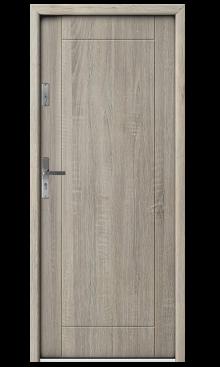 Drzwi wejściowe Ferro 36