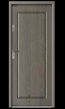 Drzwi wejściowe Ferro 42