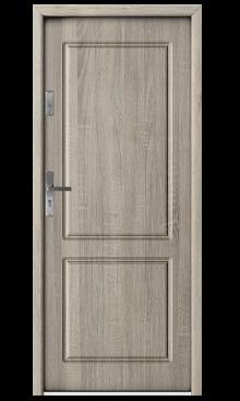 Drzwi wejściowe Ferro 48