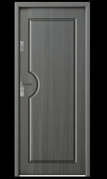 Drzwi wejściowe Ferro 49