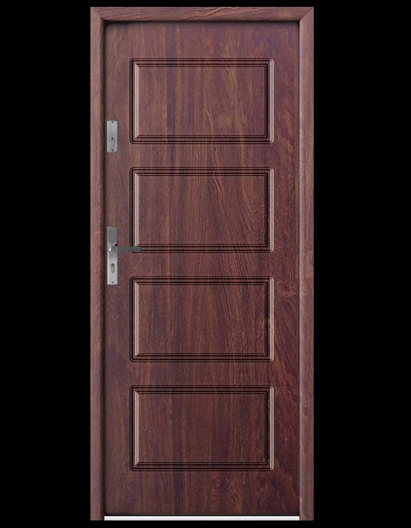 Drzwi wejściowe Ferro 50