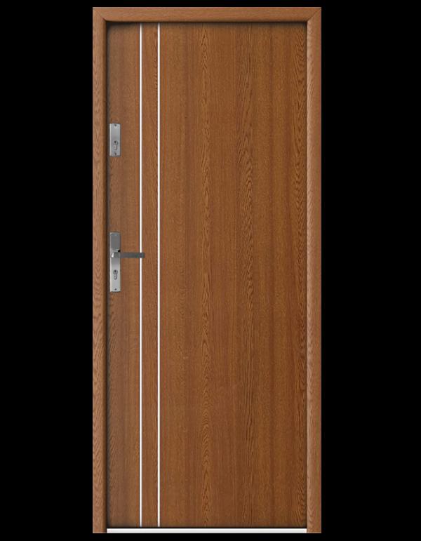 Drzwi wejściowe Ferro 6