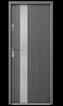 Drzwi wejściowe Ferro 61