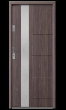 Drzwi wejściowe Ferro 62