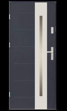 drzwi wejściowe Jowisz Polaris