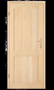 Drzwi sosnowe Londyn Drewno 1