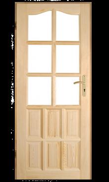 Drzwi sosnowe Seria 2 - 1