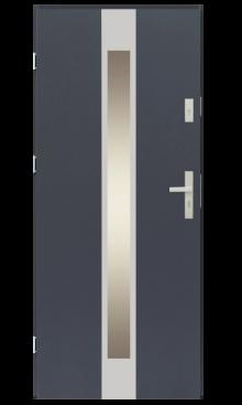 Drzwi wejściowe Stratus Agar