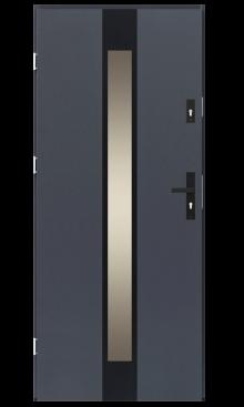 Drzwi wejściowe Stratus Agar CR